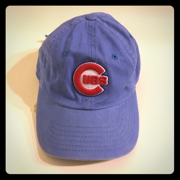 MLB official Chicago CUBS Baseball Hat 7ab40a3c0f1